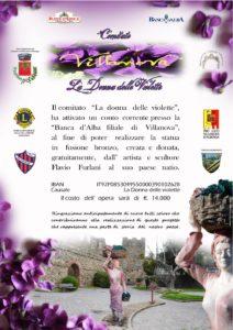 """Comitato per """"La Donna delle Violette"""""""